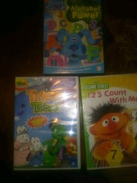 2 kids dvds blues clues sold Belleville, K8P 4N2