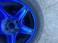 "Rims and tires 16"" Mini Cooper Orangeville, L9W 2L5"