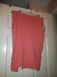 women's Orange skirt Mississauga, L4T 2A5