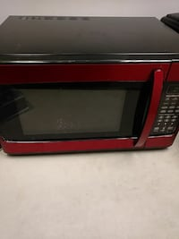 black and red microwave oven Vienna, 22182