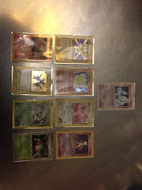 Pokemon card collections