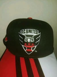 black and red Chicago Bulls fitted cap Fairfax, 22031