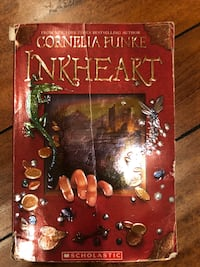 Inkheart paperback book Shelby Township, 48315