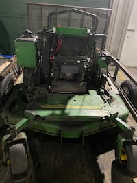 John Deere 657 QuikTrak zero turn Commercial Virginia Beach, 23456