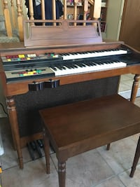 Organ with bench and speaker Phoenix, 85050
