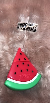 Victoria's Secret PINK Watermelon Collector Cup with Straw  Reno, 89502