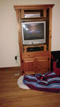 Pier One TV Stand, Like New  Amherst, 03031