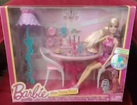 BARBIE GLAM DINING ROOM SET Council Bluffs, 51501