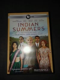 Dvd Indian Summers season 1 Miramar, 33025