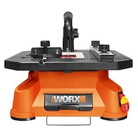 WORX WX572L BladeRunner X2 Portable Tabletop Saw Coral Gables
