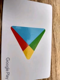 Google Play gift card Severn, 21144