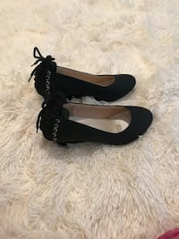 Size 7 Wedge Heels (Never Used) Surrey, V3Z 9P9
