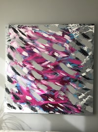 Modern Abstract Painting 524 km