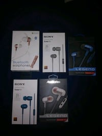 Ear buds. Brand new in box. 10$.  Catonsville, 21228