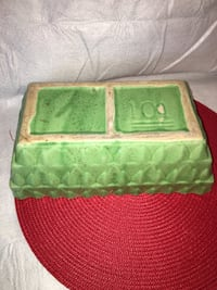 Vintage Large California Pottery Indoor Planter Made in USA Frederick