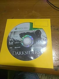 Darksiders xbox game Pittsburgh, 15227