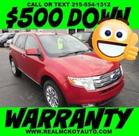 Ford Edge 2010 Upper Darby
