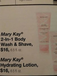 Mary Kay 2-in-1 Body Wash & Shave Laredo