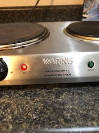 Waring Double Burner College Park, 20740