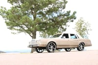 Lincoln - Town Car - 1988 Athens