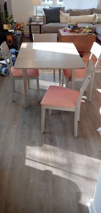 Room & Board Table/4 Chairs