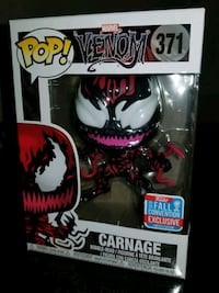 Funko Pop Carnage NYCC Fall Convention Exclusive  Mesa, 85213