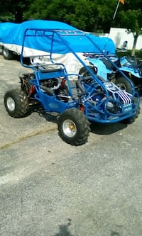 blue and black dune buggy Hillsboro, 63050