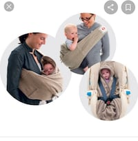 Baby Sling - Lodger Shelter GREY EXTERIOR New Westminster, V3L 1G2