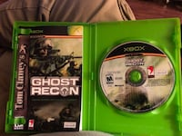 Ghost recon Xbox game 3730 km