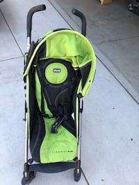 green and black Chicco stroller Oceanside, 92058