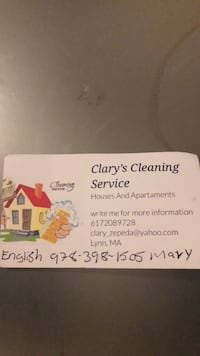 House cleaning Washington