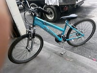 blue and black hardtail mountain bike Pinellas Park, 33781