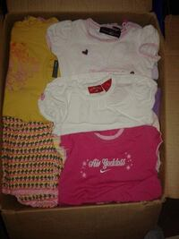 baby's assorted clothes Vaughan, L6A 4C6