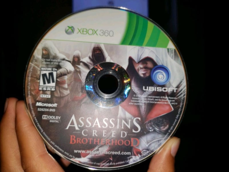 Assassin's creed games 5 dollars each  bf8776ae-2478-46a7-bff0-a29f0b3fc714