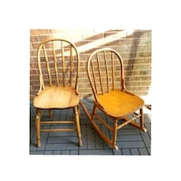 Antique Chairs ☆ Toronto, M3A 2S9