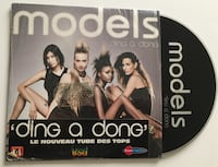 Models cd single ding a dong Arras, 62000