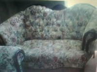 Victorian loveseat or sofa or chair