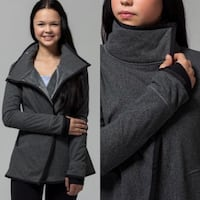 IVIVVA Grey Sweater Jacket- 14 Edmonton, T6W 0X1