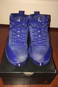 "Jordan 12 ""Deep Royal"" Clarksville, 37040"