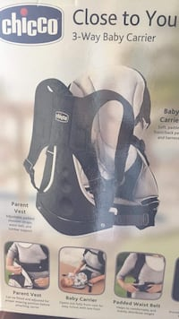 Baby carrier new in box Mc Lean, 22102