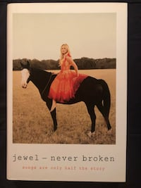 Jewel Never Broken Hardcover  Welland, L3C 1M8