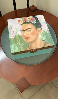 Frida Kalo jewelry box