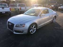 2010 Audi A5 2dr Premium Plus GUARANTEED CREDIT APPROVAL!