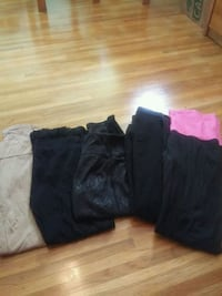 Pants lot small and med North Vancouver, V7N 3T9