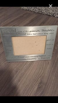 white and brown wooden photo frame Whitby, L1N 2J2