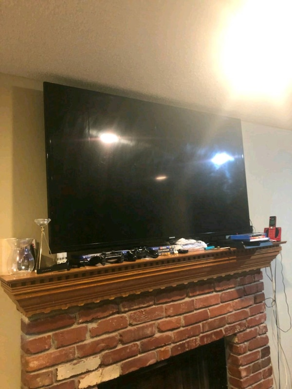 55 inch Samsung TV for sale (backlight repair)
