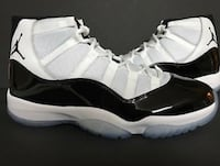 Jordan Retro 11 Concord White Black  [TL_HIDDEN]  Cleves, 45002