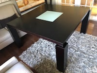 Structube square dining room table