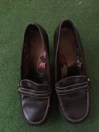 Mudd brown leather loafers Parma, 44130