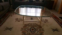 Glass coffee table Bowie, 20720